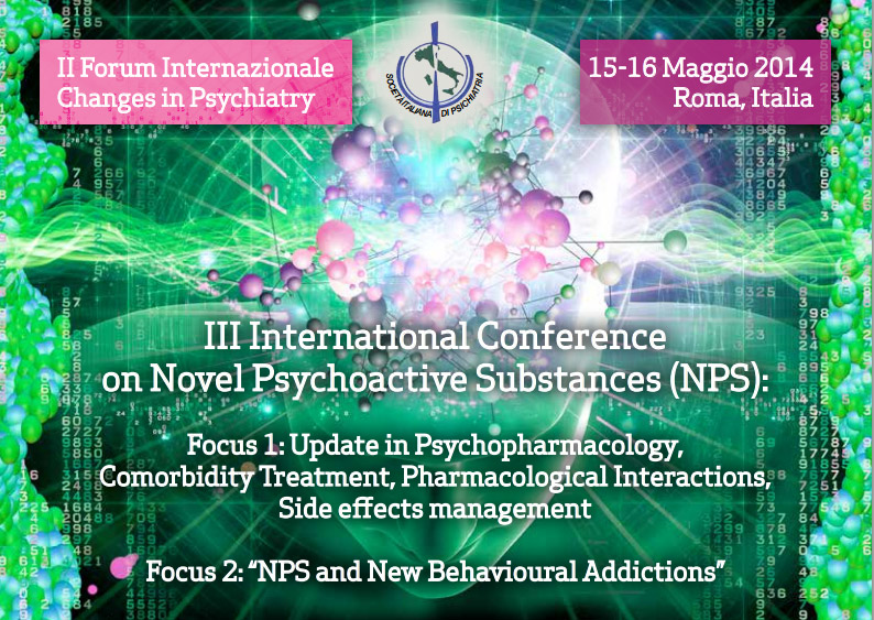 International Conference Series on Novel Psychoactive Substances