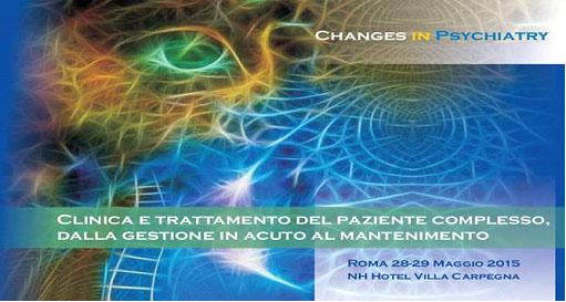 Clinica e trattamento del paziente complesso, dalla gestione in acuto al mantenimento – Roma 28-29 Maggio 2015